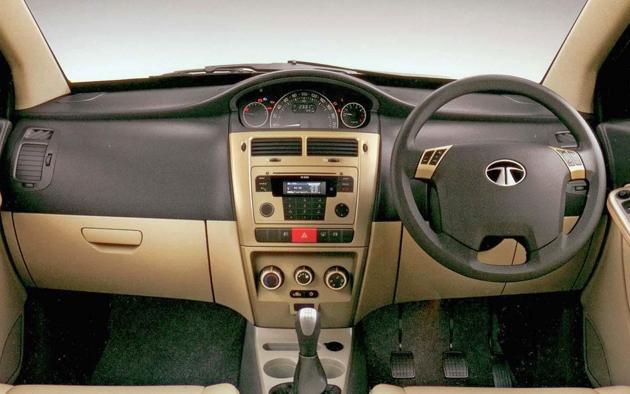 2011 Tata Indica Vista interior