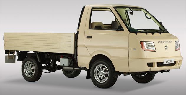Ashok Leyland Dost in India