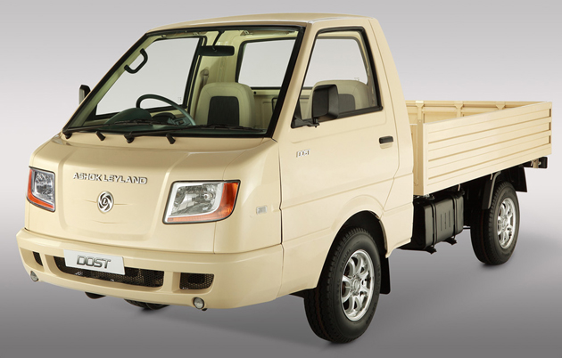 Ashok Leyland Dost in India