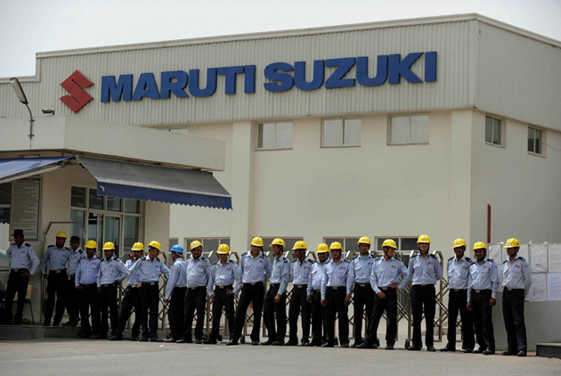 Crisis stiffens as talks break down between workers and management at Maruti