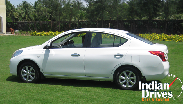 Nissan Sunny in India
