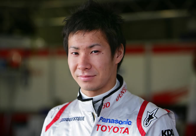 Kobayashi invites people affected by the recent tsunami to the Japanese GP
