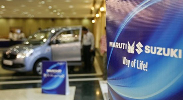 Maruti has 1000 showrooms in India now