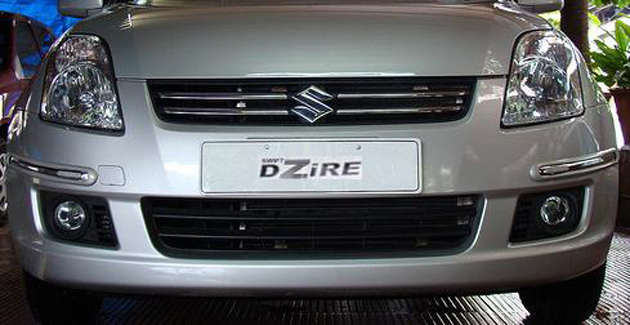 Maruti might roll out compact=