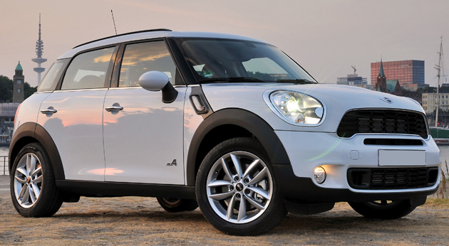 Mini Countryman in India