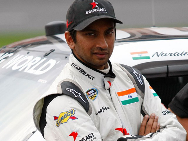 Narain Karthikeyan given an opportunity to drive for HRT in the Indian GP