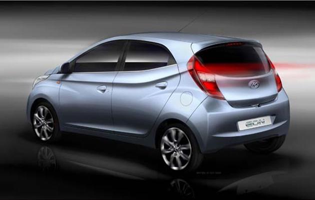 New Hyundai Eon