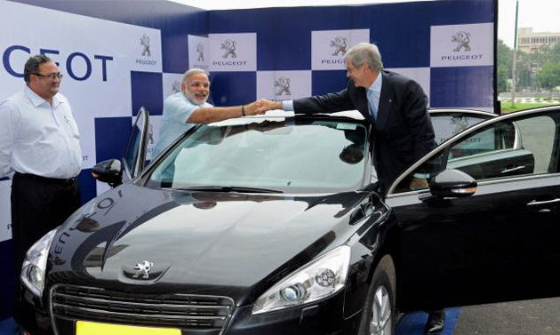 Peugeot hopeful of creating 5000 jobs in Sanand Gujarat