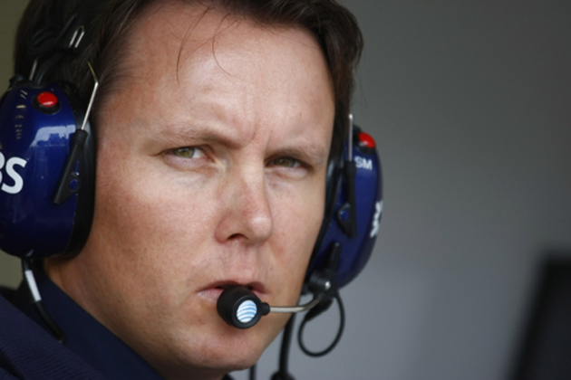 Sam Michael's new job from 2012 as McLaren's Sporting Director