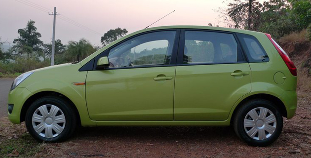 Second Hand Ford Figo