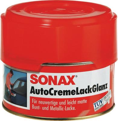 Sonax car shine cream