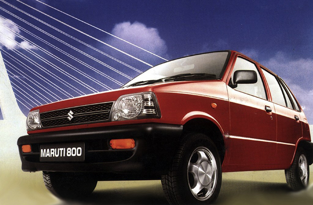 The end of the road for Maruti 800 by December 2011