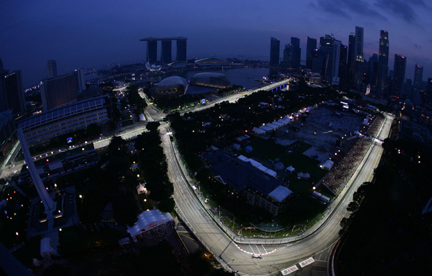 This weekend's Singapore GP expected to fetch good revenues