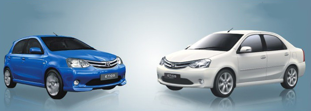 Toyota Etios and Liva diesel models launched