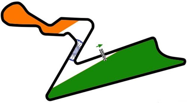 Upcoming Indian GP in Noida
