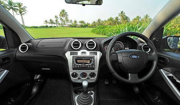 Used Ford Figo interior