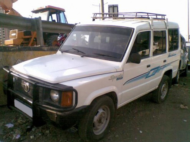 Second Hand Tata Sumo