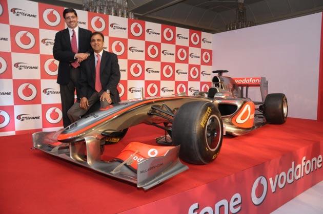 Vodafone starts Race to Fame