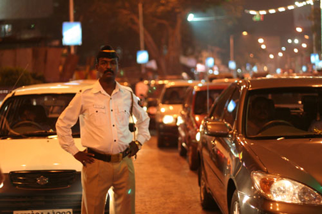 Fines for traffic violations