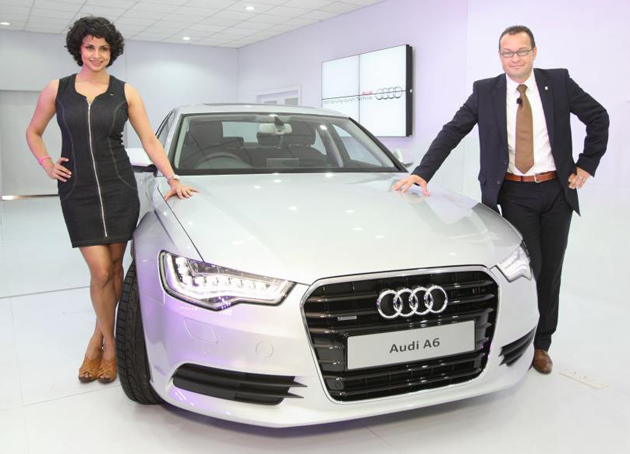 2011 Audi A6 2.0 TDI launched in India
