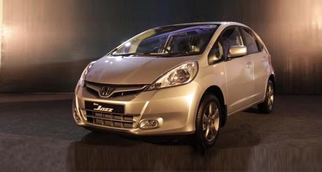 2011 Honda Jazz in India