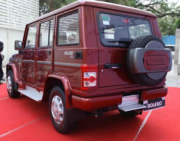 2011 Mahindra Bolero m2DiCR in India