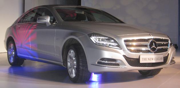 2011 Mercedes CLS 350