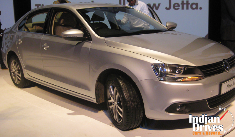 2011 Volkswagen Jetta in India