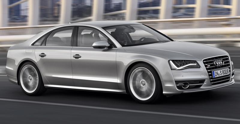 "2012 Audi ""S"" cars"