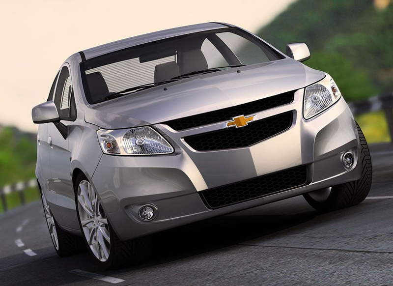 2012 Chevrolet Sail