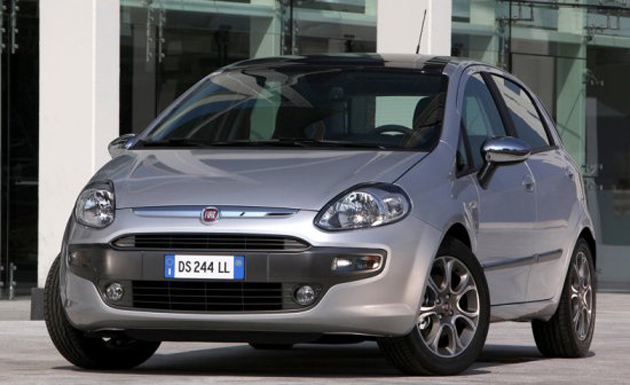 2012 Fiat Punto Evo