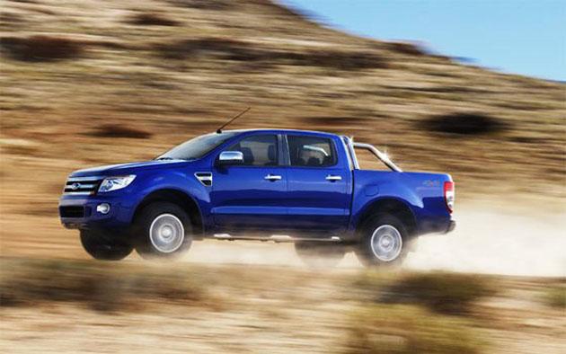 2012 Ford Endeavor