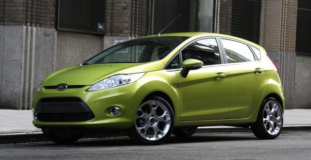 2012 Ford Fiesta hatch