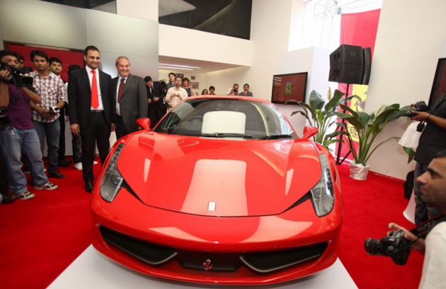 Ferrari FF launched with a starting price of Rs 3.42 crores