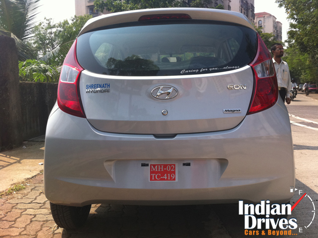 Hyundai Eon Price In India Archives Indiandrives Com