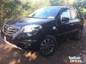 Renault Koleos in India
