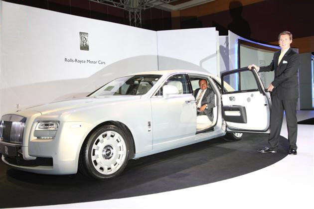 New business head appointed for Rolls Royce