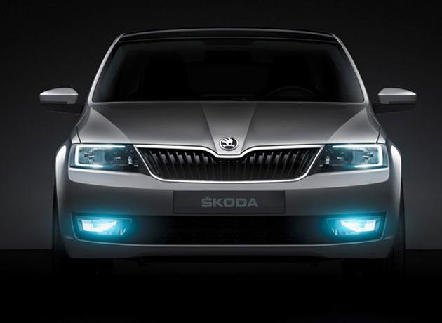 Skoda Mission L Concept Car