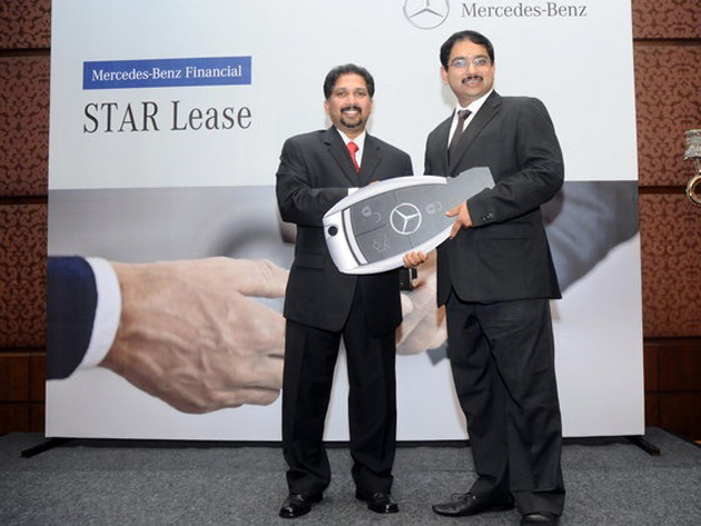 'Star Lease' scheme finally launched in India by Mercedes