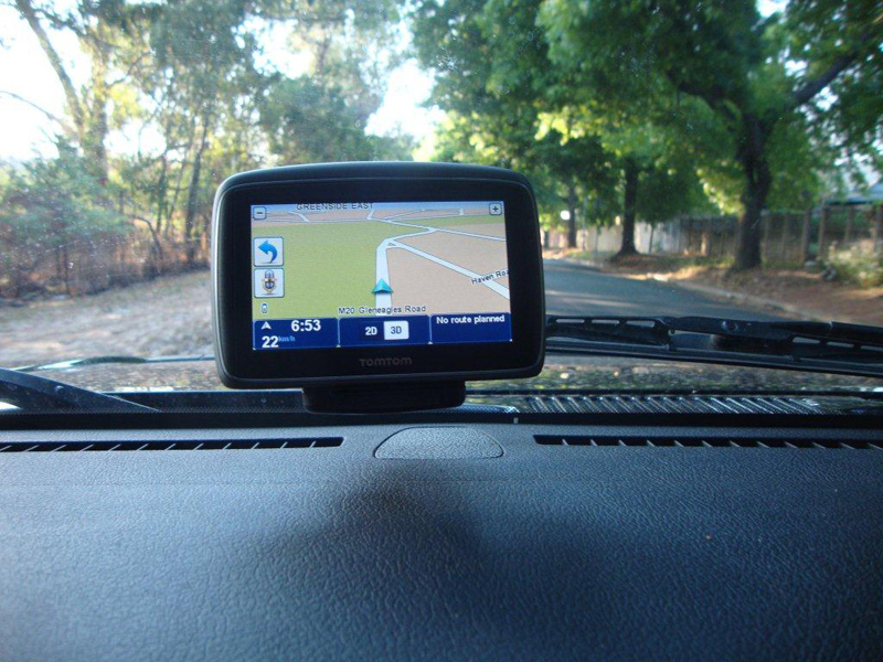 TomTom GPS systems