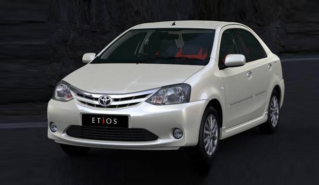 Toyota Etios petrol