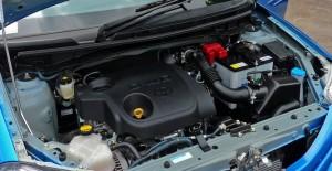 2011 Toyota Liva diesel engine