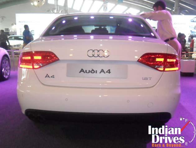 Audi A4 in India