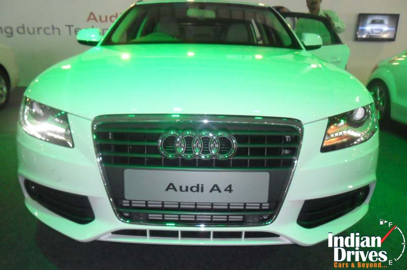 Audi A Price In India Archives Indiandrivescom - Audi car top model price
