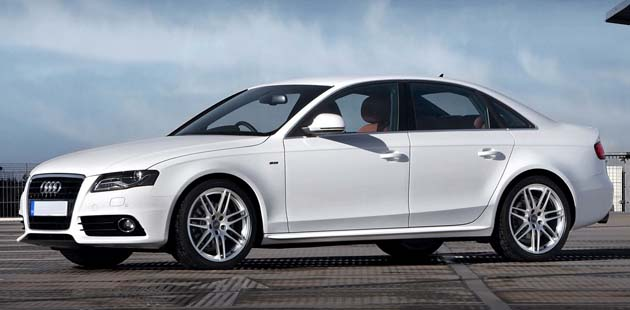 Audi A4 up to 3.5 lakhs off