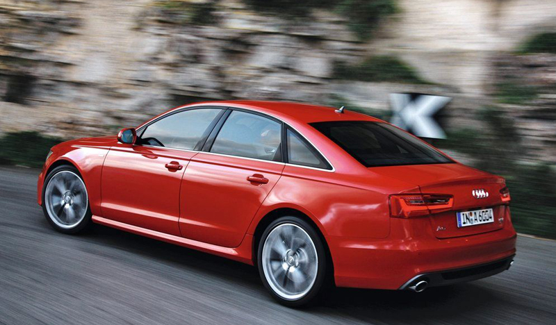 Audi A6 Saloon in India
