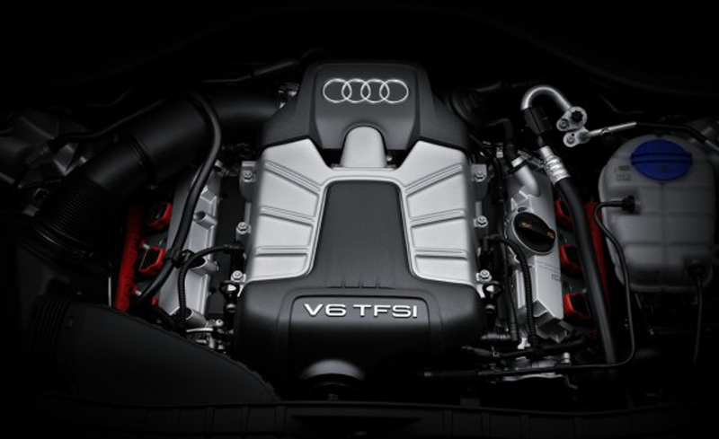 Audi A6 Saloon engine