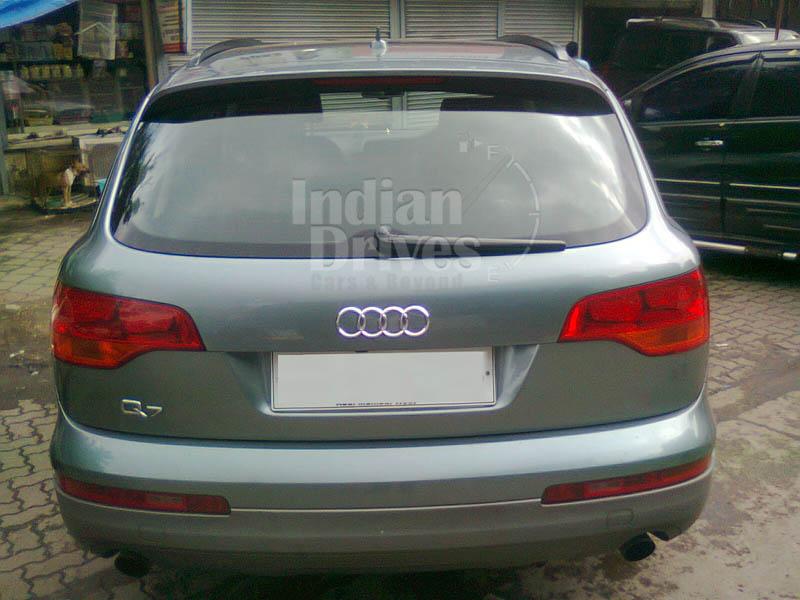 Audi Q7 in India