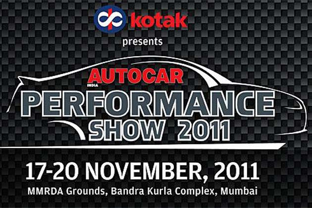 Auto Car Performance Show 2011