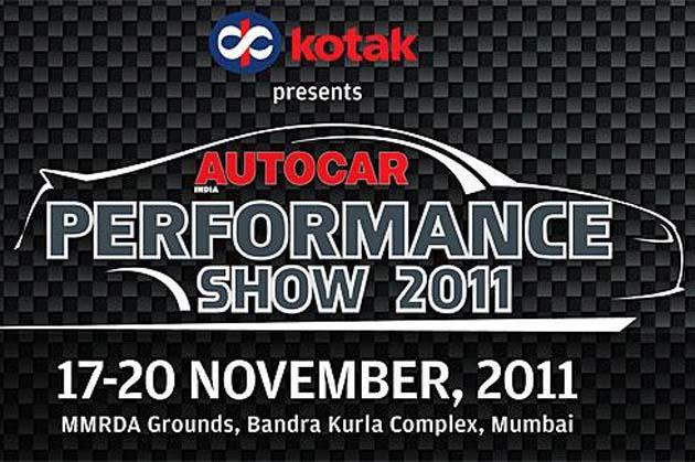 Auto Car Performance Show 2011